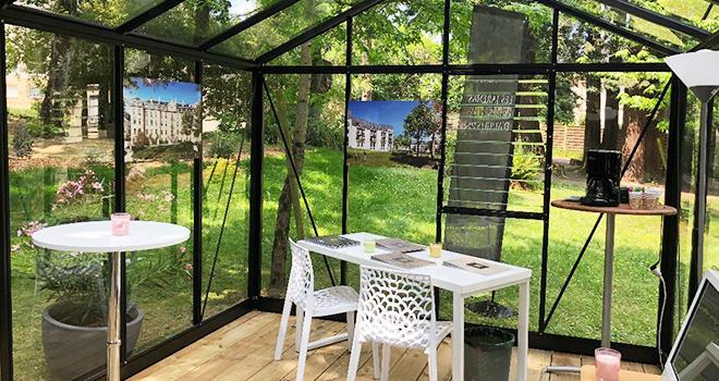 Lancement Les Jardins d'Augustin à Nantes