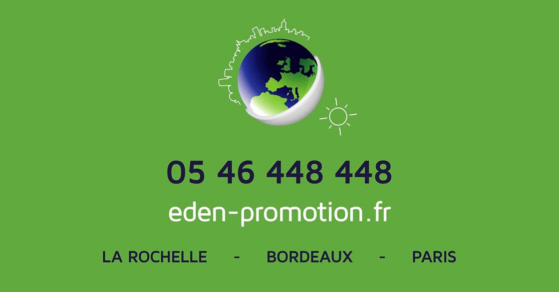 Spot pour Eden Promotion