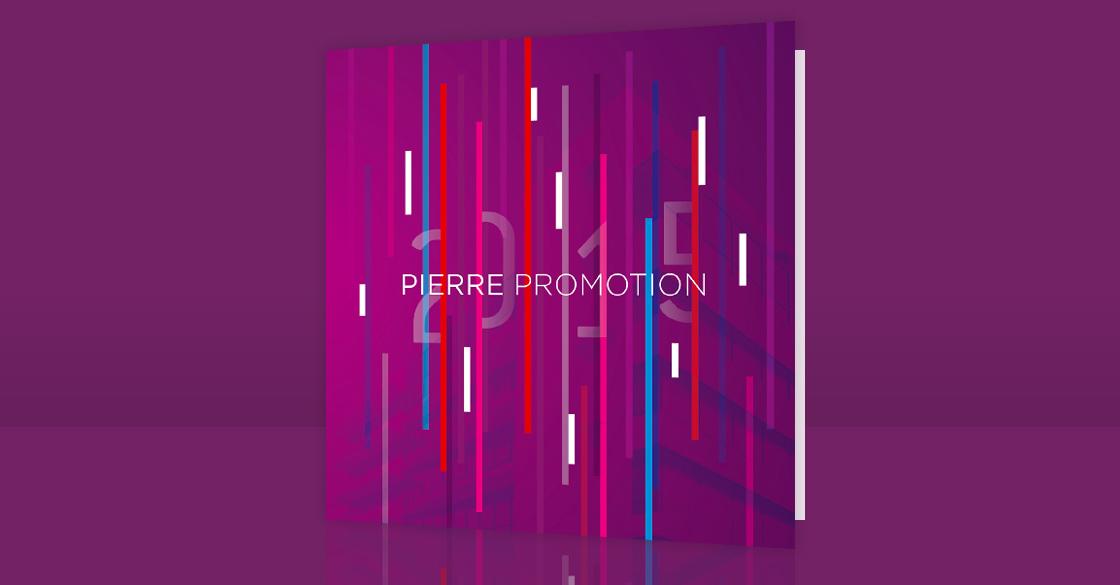 Vœux pour Pierre Promotion